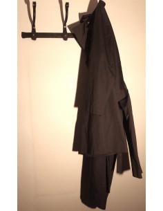 Porte manteau en fer forgé main EDISON