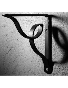 Équerre/Potence murale en fer forgé main TROCADERO