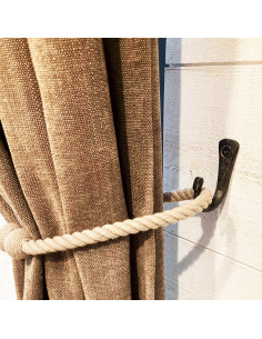 Crochet en fer forgé main PASSPARTOO